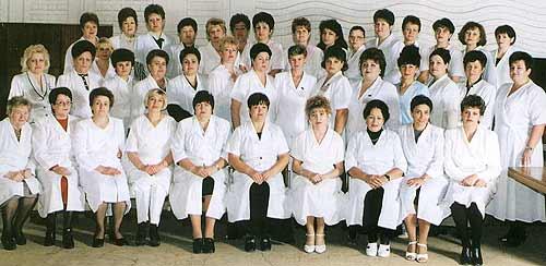 старшие медицинские сестры скорой помощи г.Краснодара