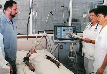 Госпитальный отдел скорой помощи