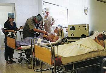Гастроэнтерологическое отделение больницы