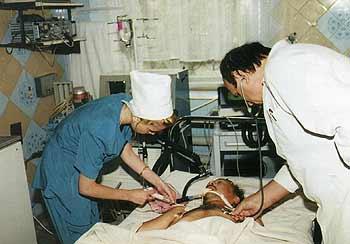 Кардиологическое отделение скорой помощи