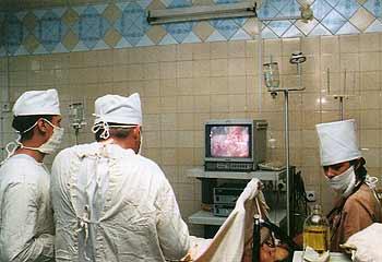 Отделение эндоскопической хирургии