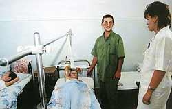 Детское ортопедотравматологическое отделение